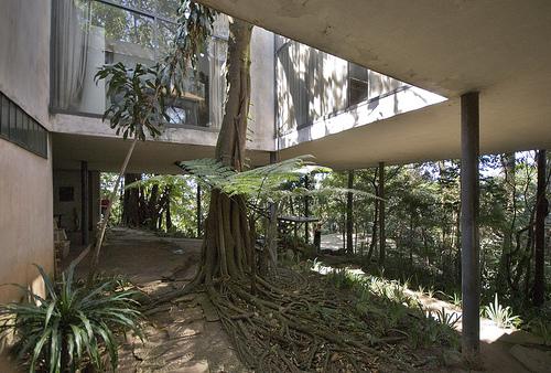 Casa de Vidrio - Lina Bo Bardi